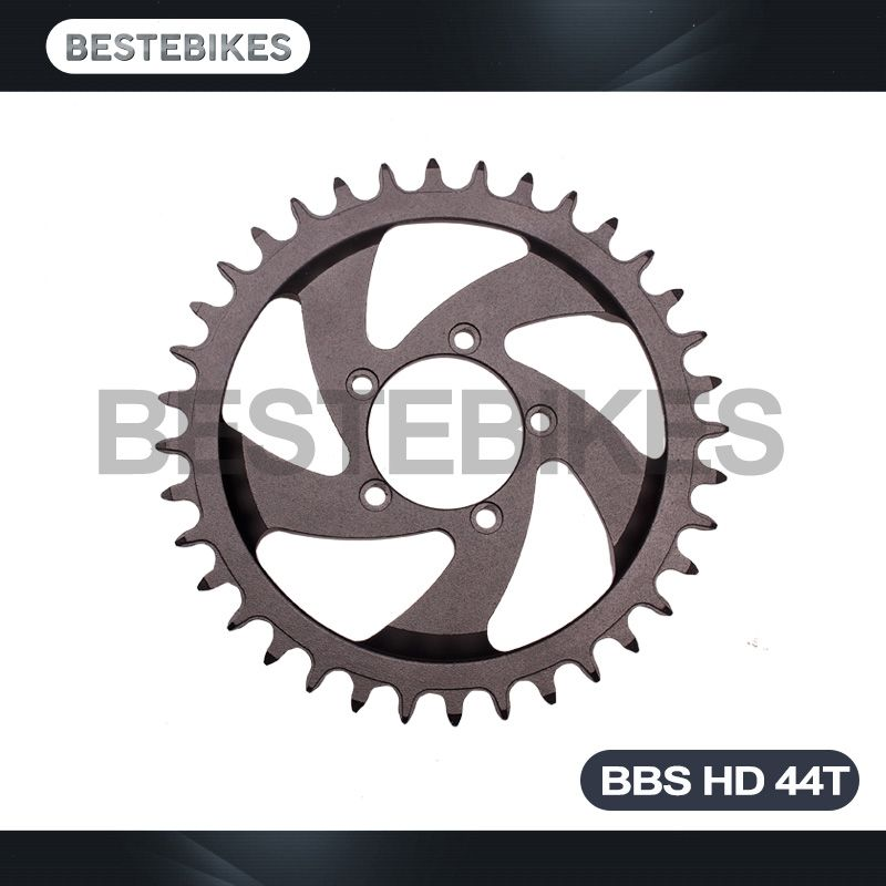 Bestebikes BBS HD 1000W exclusive motor chain drop protector 44T 7075 alloy