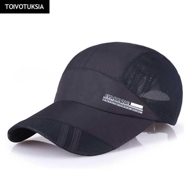 En cours d'exécution Casquettes pour hommes et femmes Gorras Snapback Caps Casquette chapeau Sport Plein Air Cap