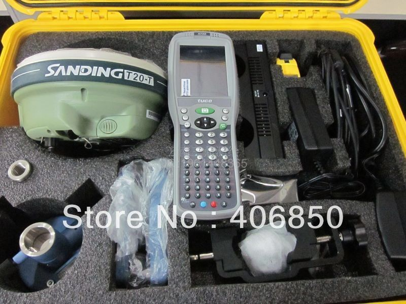 NEUE GPS RTK T20T GPS RTK (1 + 1) high-präzision messung system