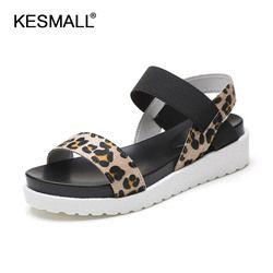 Verano Zapatos vendedoras calientes 2017 de las sandalias peep-toe plana Zapatos sandalias romanas mujeres Zapatos Sandalias Mujer Sandalias alta calidad