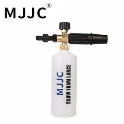 MJJC брендовые зимние пенные насадки пена Лэнс для новых Интерскол AM100/1400C AM120/1500C AM140/1800C, Robinzon/штурм/Техас/Hitachi