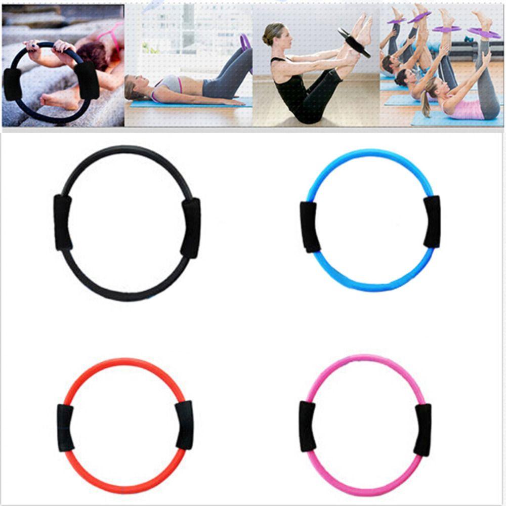 39 см спортивные Фитнес сопротивление магии Кольцо Круг для Для женщин Йога Фитнес упражнения Новый