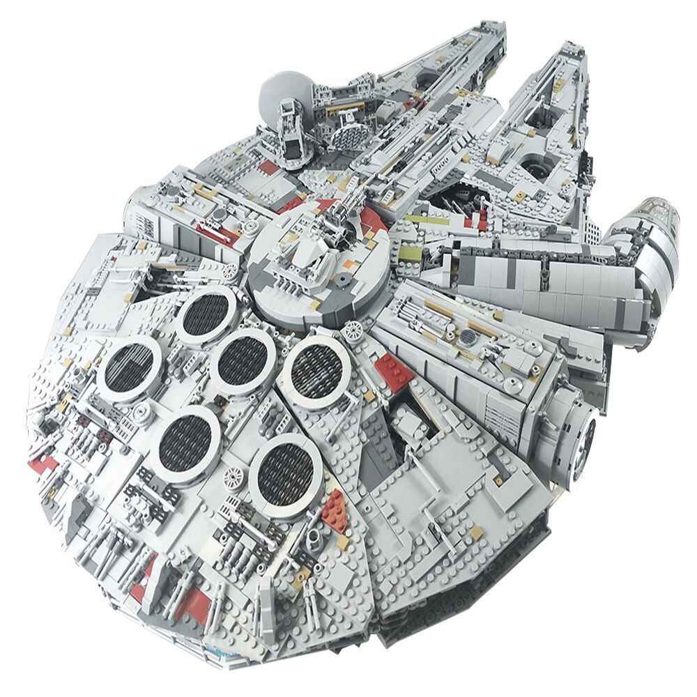 Star Wars Lepin Millennium Falcon Ultimate Collector Series 05132
