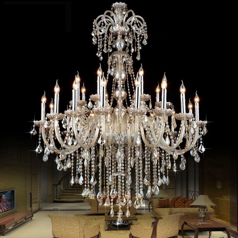 Moderne kristall-kronleuchter runde glanz lampen moderne küche führte kronleuchter retro eisen kronleuchter kristall hochzeit k9 kristall lam