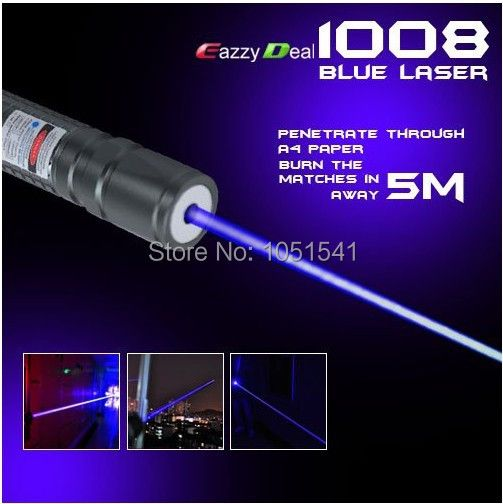 AAA NEW high powered 405nm 5000mw/5 Watt blue purple laser pointers burning star pointer torch+charger+gift box