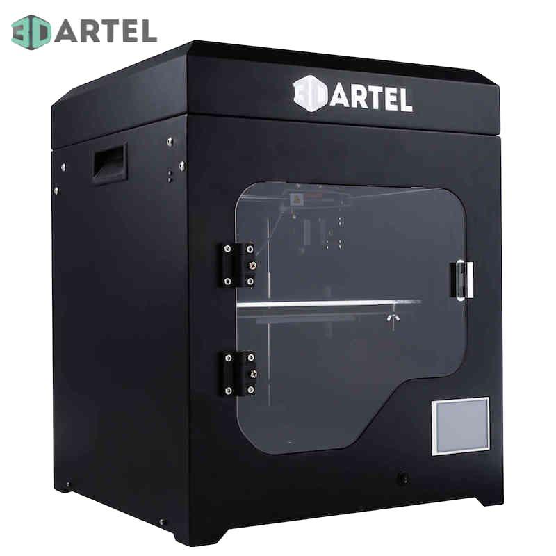 NEUE 2018! 3D ARTEL 200-Die beste 3D drucker. Kaufen Kostenloser Versand Weltweit Spezielle Verkauf! Multi funktions mit einem geschlossenen rahmen