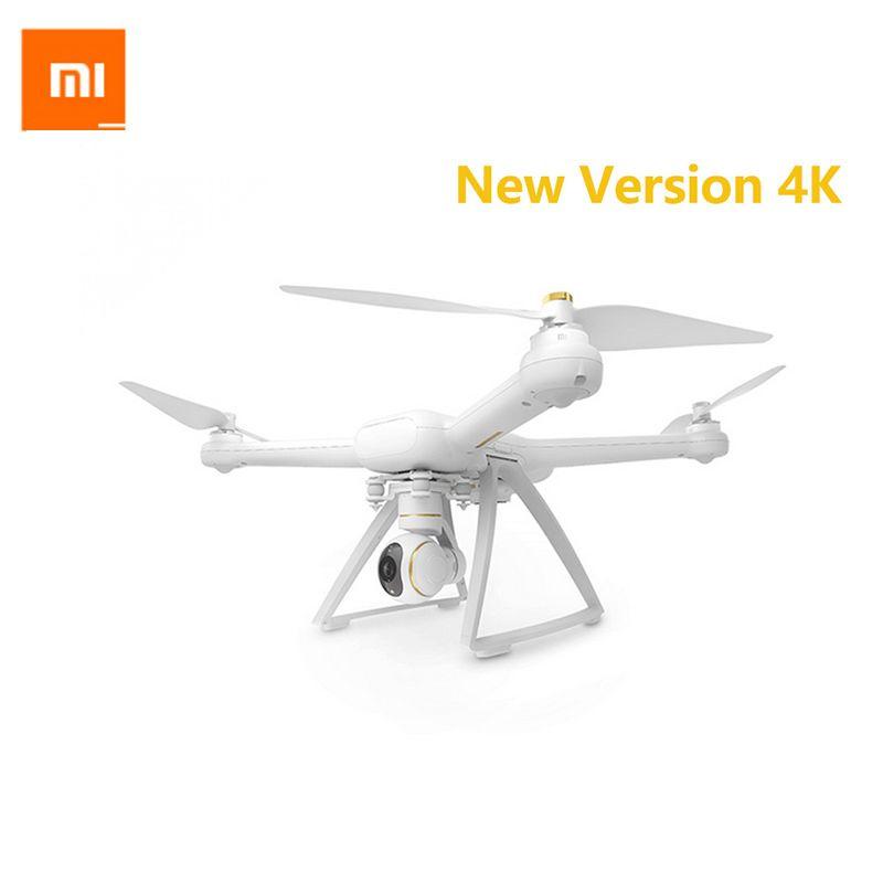 Auf Lager 2017 Neue Original Xiaomi Mi Drone 4 Karat Version WIFI FPV Mit 30fps Kamera 3-achsen halterung RC Quadcopter RTF