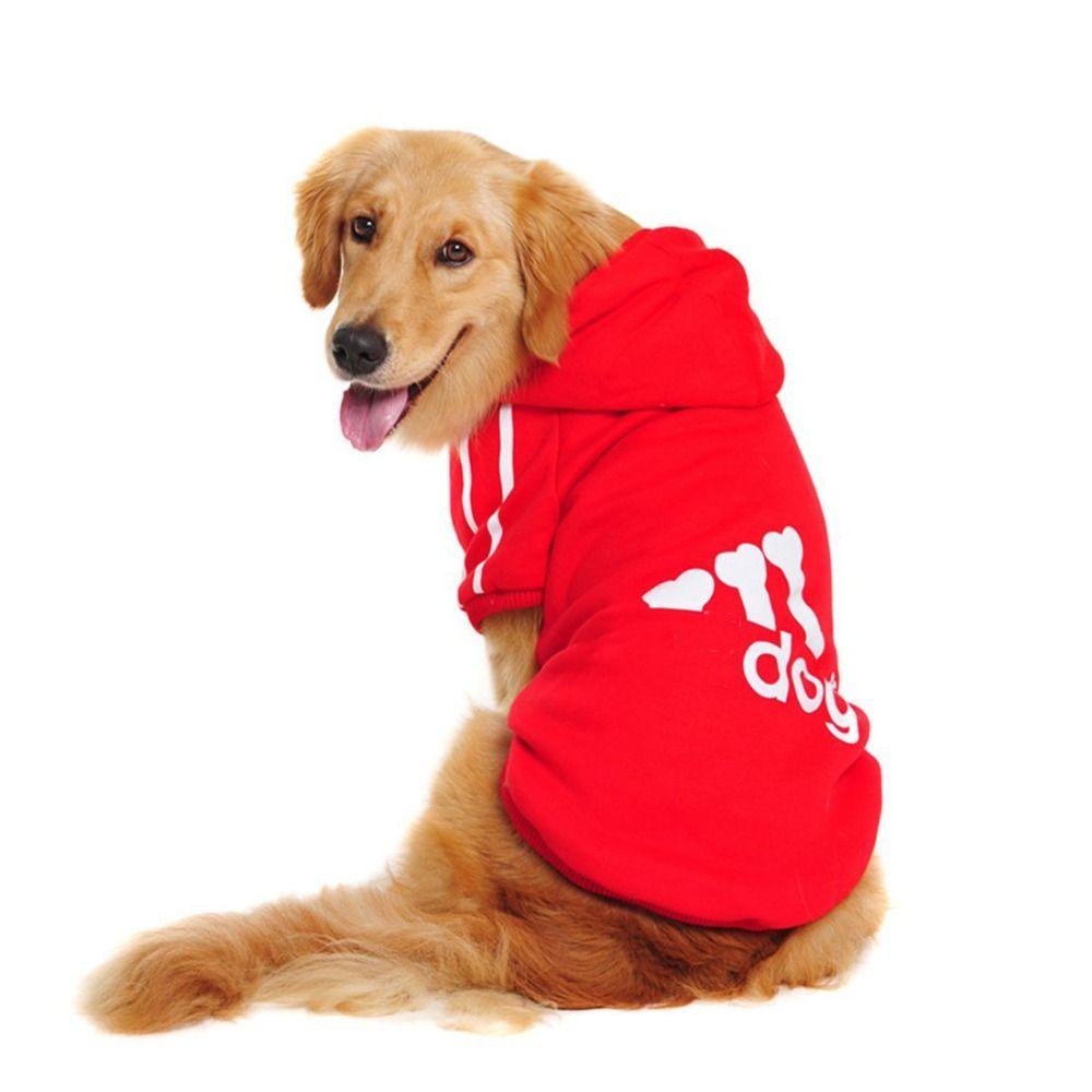Großen Hund Kleidung Warme Wintermantel Jacke Kleidung für Hunde Large Size Golden Retriever Labrador 2XL-9XL Hoodie