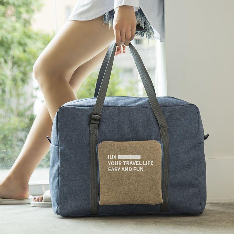 Hommes Étanche nouveau jouet Nylon Grande Capacité sac pour femme Pliant nouveau jouet s bagage à main cubes d'emballage Organisateur Livraison Gratuite