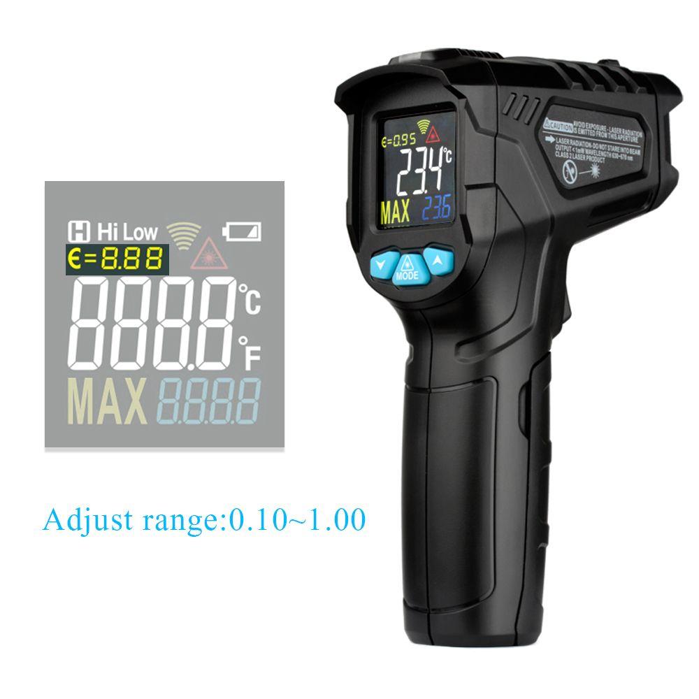 MESTEK IR01 digital thermometer humidity meter infrared thermometer hygrometer temperature humidity meter pyrometer