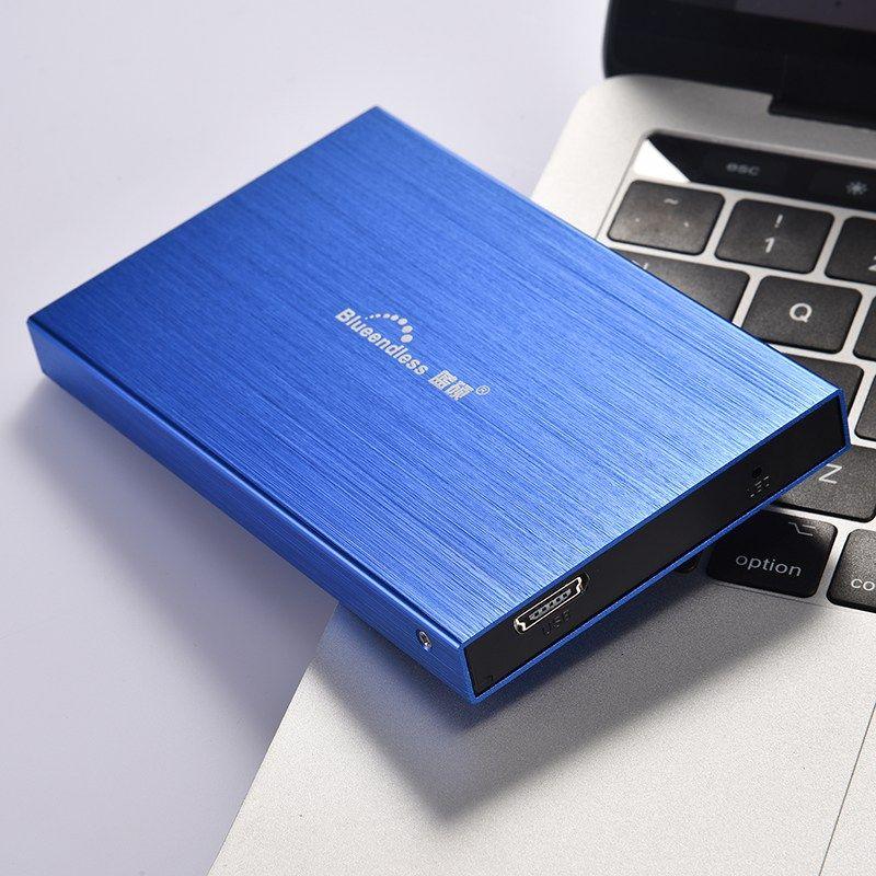 Blueendless Portable External Hard Drive 250gb HDD 2.5