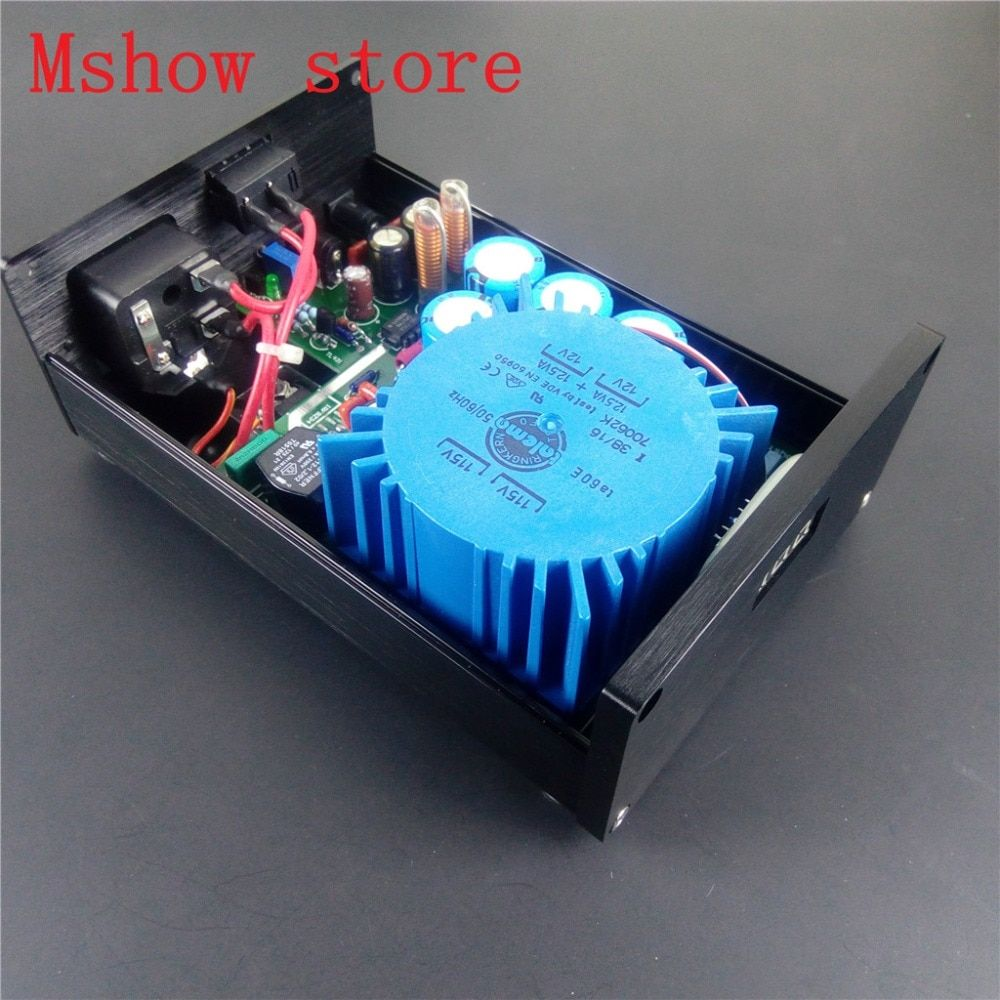 25VA talema Ultra-Low Noise linear power supply LPS output DC 5V 3.5A upgrade to TOPPING D50 ES9038 ES9038Q2M DAC