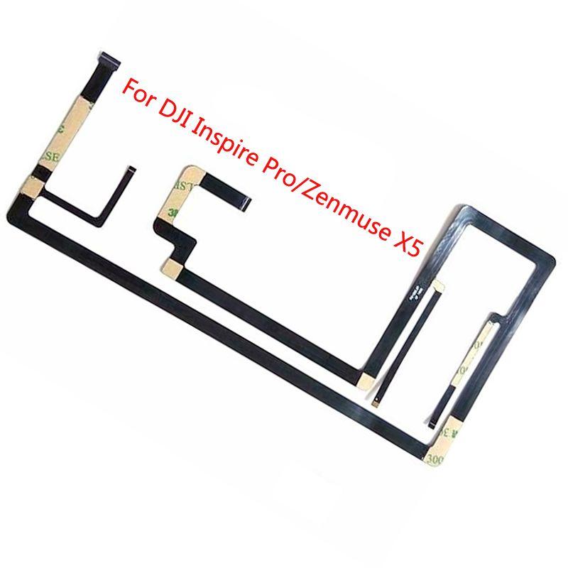 Flex Kabel Für DJI Inspire 1 Zenmuse X3 Flexible Kameraausrichtung Flachbandkabel Ersatz Fit Für DJI Inspire Pro Zenmuse X5