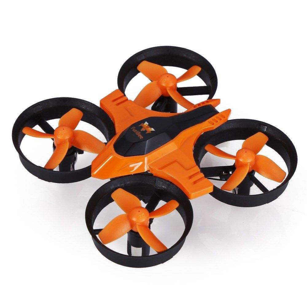 Drop Shipping FuriBee F36 Mini RTF 2.4GHz 4CH 6 <font><b>Axis</b></font> Gyro RC Quadcopter Headless Speed Switch Helicopter Control Toys Drone