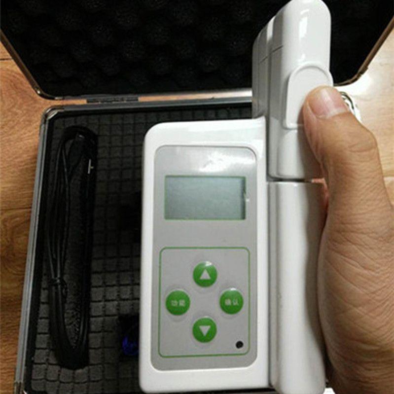 Digitale Chlorophyll Meter TYS-A Analyzer Detector Tester Meter Konzentration für Landwirtschaft Instrument Werkzeug Anlage Obst Baum