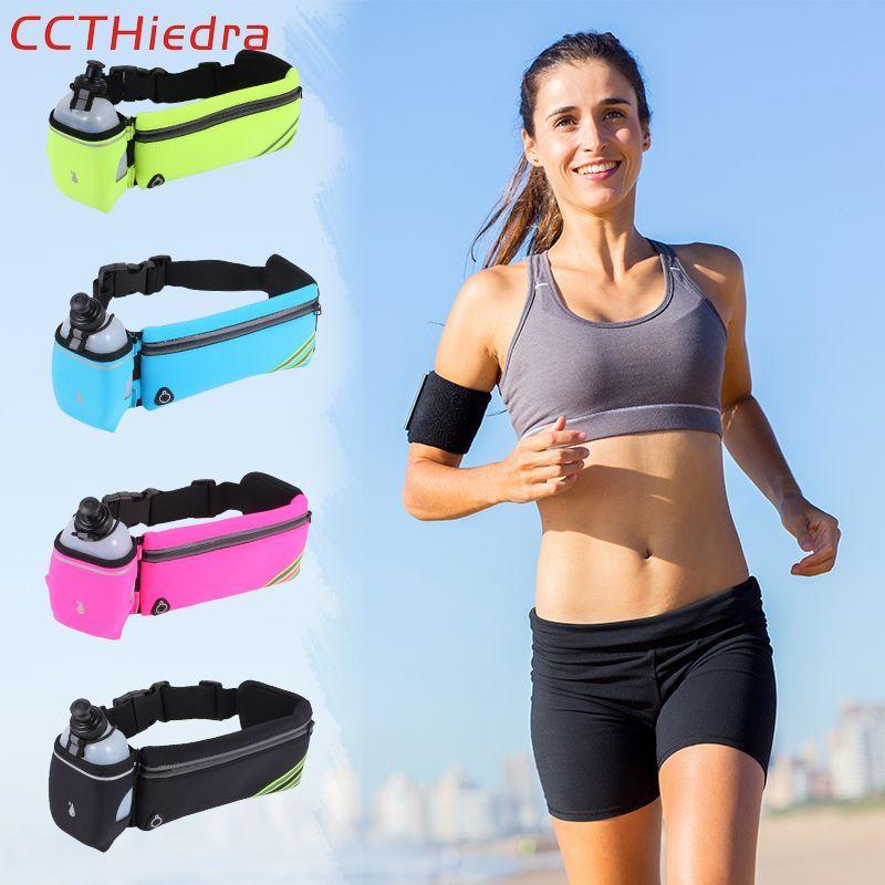 CCTHiedra Multifunction Universal Waterproof Sport Running Waist Bag Armband 4.0''-6.0'' Mobile Phone arm band