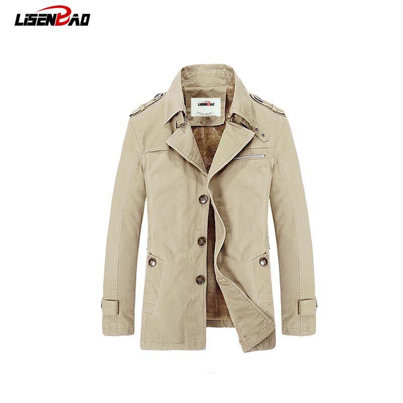 Thickened Military Coats 2017 new men's jacket winter parka Men Camouflage Outdoors Jacket Men Windbreaker Jackets Coats