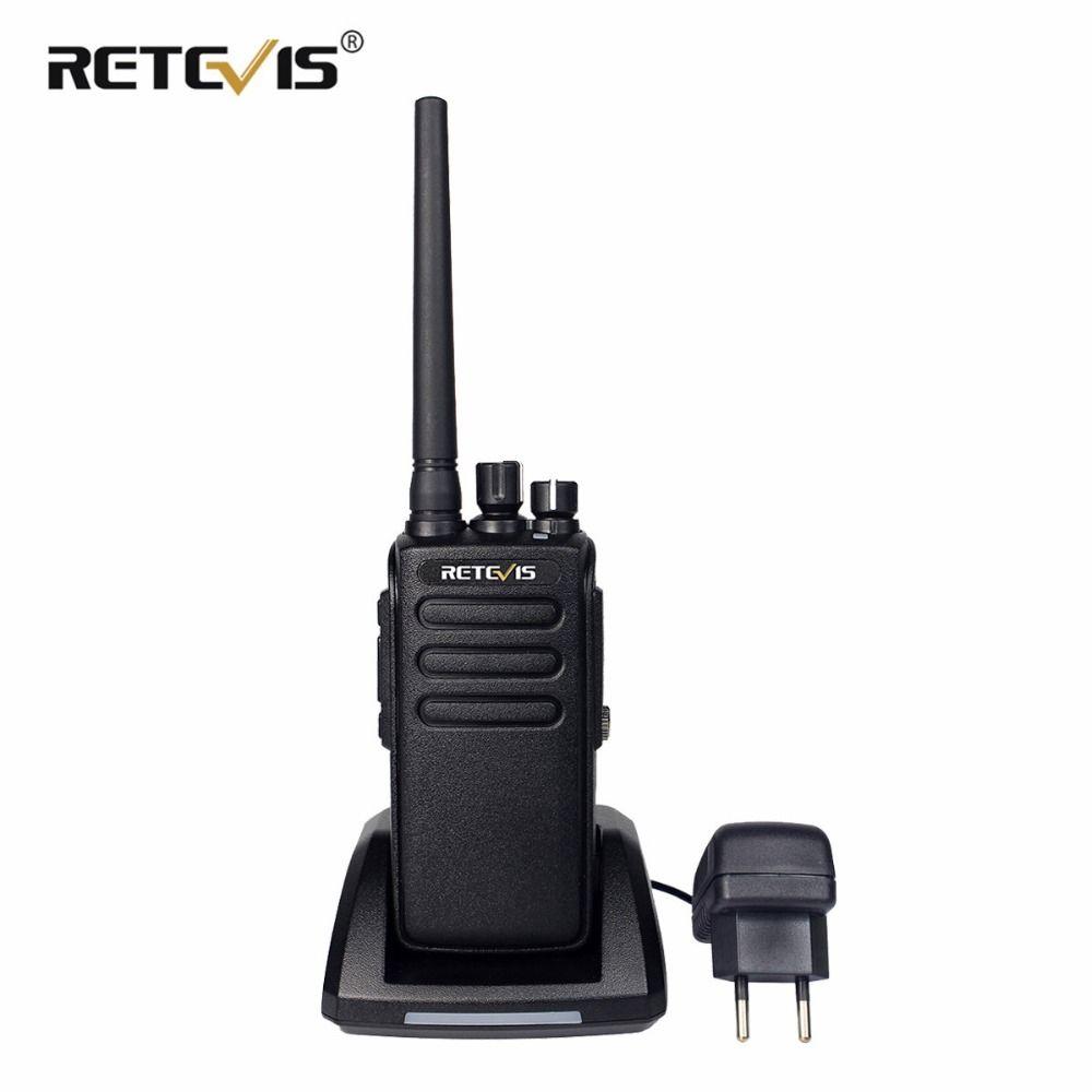 10 W DMR Radio rechape RT81 puissant talkie-walkie IP67 étanche UHF VOX cryptage longue portée 2 voies Hf Radio chasse/randonnée
