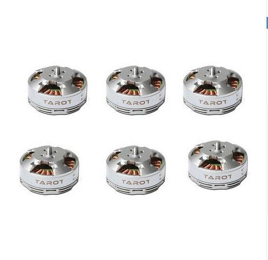 4/6 Pcs Tarot 6S 380KV 4008 4108 Brushless Motor for RC Multicopters TL68P07 F10271-4/6