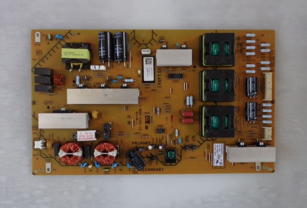 KD-55X8500A Power Supply APS-353 1-888-526-12 is used