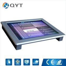 17 pulgadas Embedded Panel PC 4 GB RAM 32G SSD 2rs232/4usb/WIFI pantalla industrial 1280x1024 con J1900 2.0 GHz