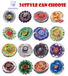 1 PCS 24 STYLE BEYBLADE METAL FUSION Beyblade 4D Beyblade BB28 BB43 BB40 BB45 BB 47 BB59 BB69 BB70 sans Lanceur