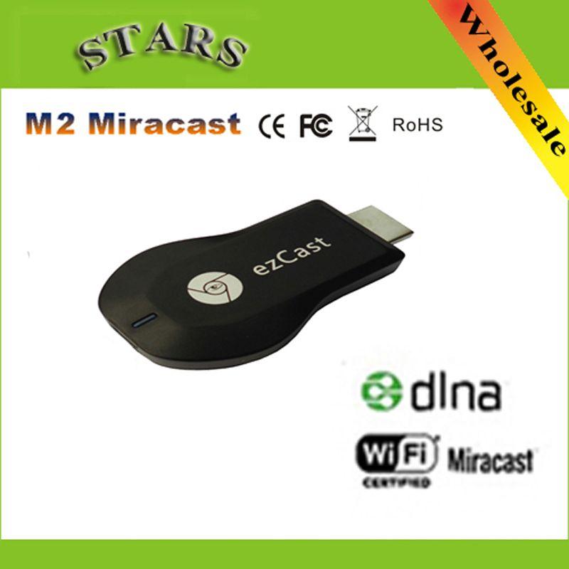 Новый EZcast m2 III беспроводной HDMI WiFi Дисплей allshare cast ключ адаптер Miracast ТВ Stick приемник Поддержка Windows IOS Andriod