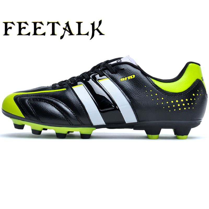 2016 new men soccer shoes FG AG HG football cleats lieghtweight trainers superfly women football boots botines de futbol