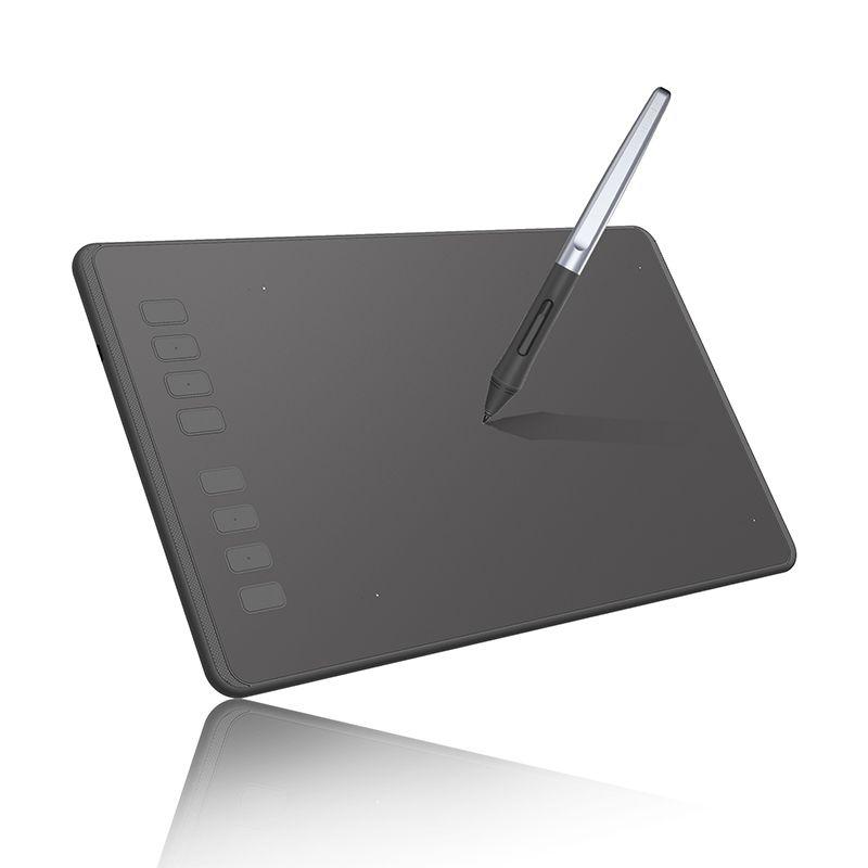 HUION H950P Ultradünne Grafik Tablet Tablet Tabletten Professionelle Zeichnung Stift Tablet mit Batterie-Freies Stylus