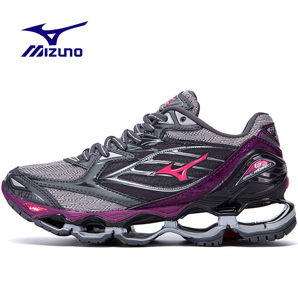 Оригинальный Mizuno Wave Prophecy 6 Professional Баскетбольная обувь Кроссовки Женская обувь кроссовки Тяжелая атлетика обувь Размер 40-45