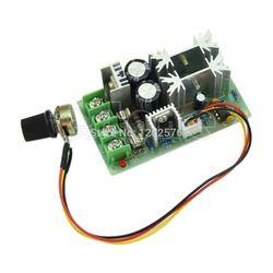 Лидер продаж! Универсальный dc10-60v ШИМ HHO RC Двигатель Скорость регулятор коммутатор контроллера 20A-Y103