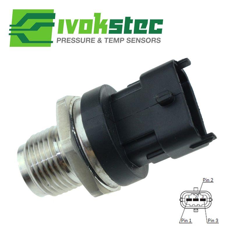 M18x1.5 Common Fuel Rail Pressure Sensor For Renault Mercedes MWM VW Chevrolet 0281002907 0281002920 0281002720 0281002834