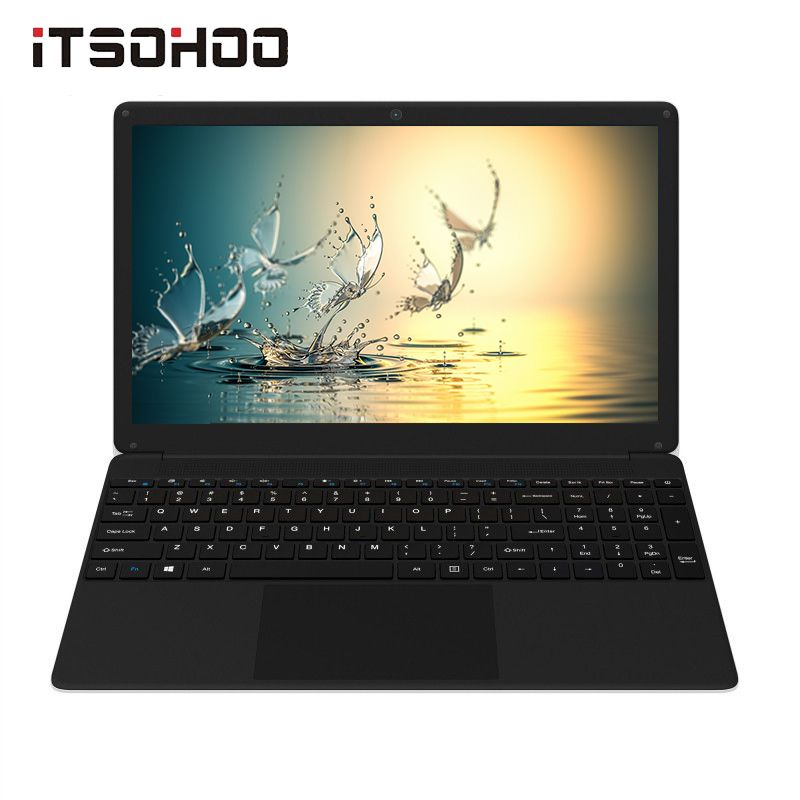 ITSOHOO Core i3 15,6 zoll Laptop mit 500GB festplatte Gaming laptops Win 10 OS Notebook computer