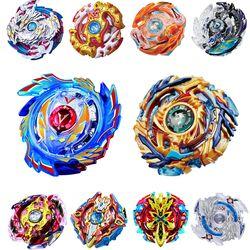 1 pc Toupie Beyblade Burst Avec Lanceur Et Boîte D'origine 3056 Métal En Plastique Fusion 4D Classique Jouets Cadeau Pour Les Enfants Adultes