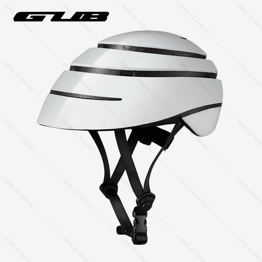 CLOSCA Neue Design Fahrrad Klapp Helm EPS + PC Stadt Freizeit Helme M L Frauen Männer Erwachsene Reiten Radfahren Folding helme Spanien