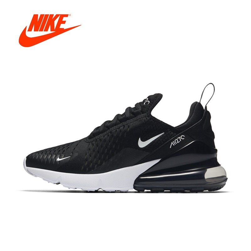 Original New Arrival Authentic Nike Air Max 270 Womens Running Shoes Sneakers Sport Outdoor Comfortable Breathable AH6789-100