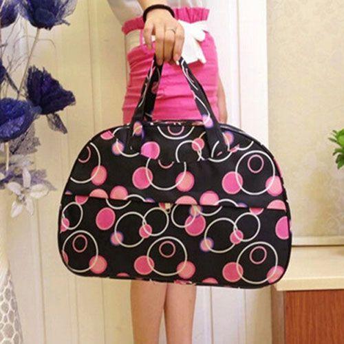 TFTP New Waterproof Luggage Handbag Women Travel Bag Portable Travel Bag High Quality