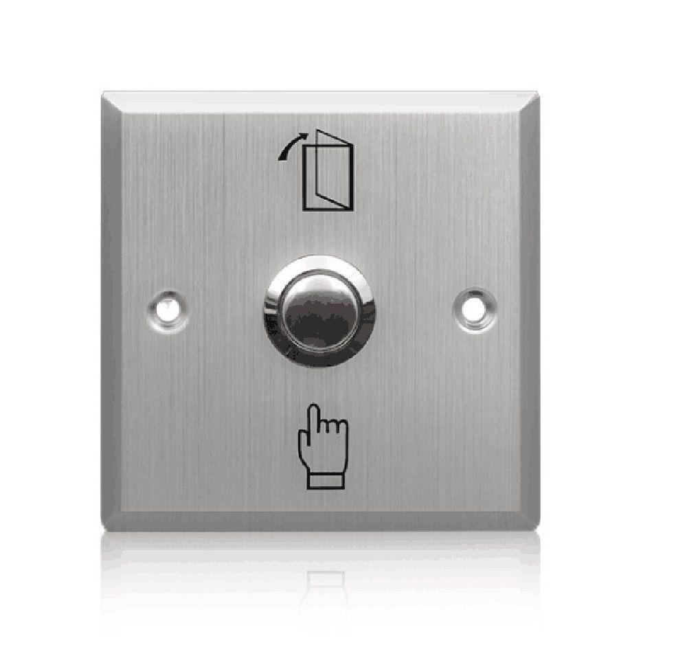 Hohe qualität türöffner edelstahl tür exit-button für zugangskontrollsystem