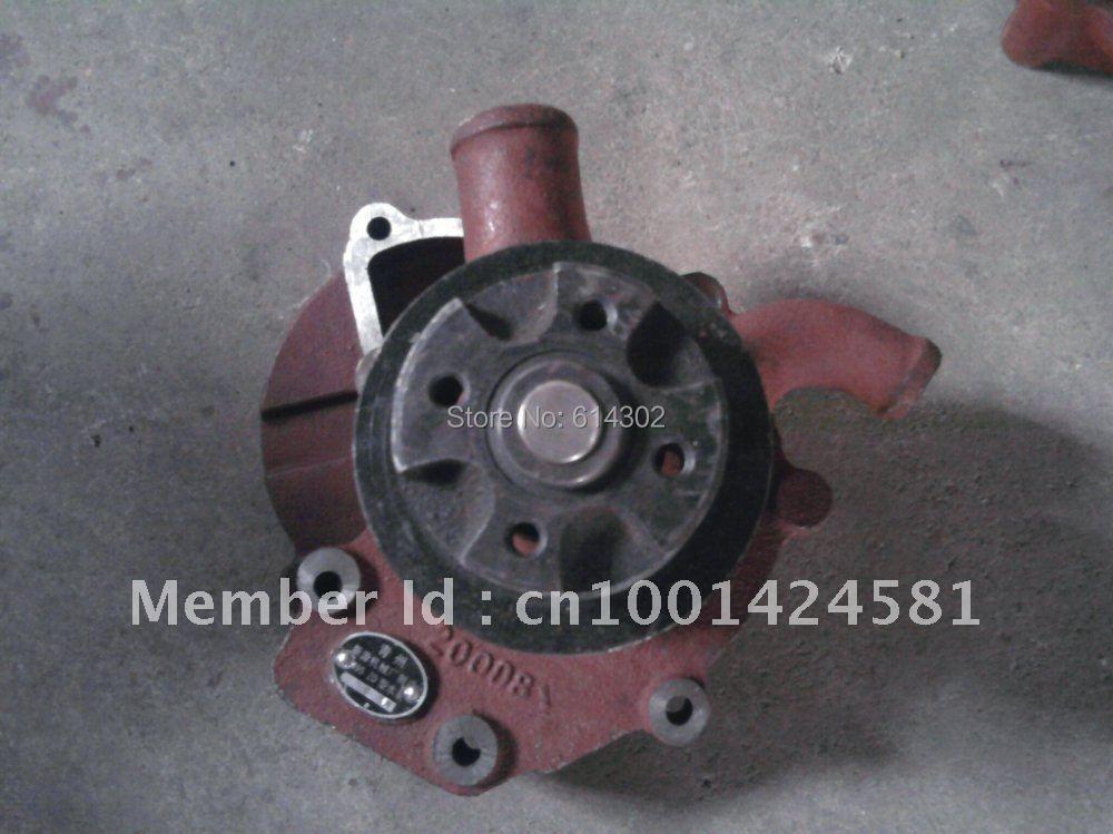 Wasserpumpe für weifang 495D/ZD ZH/K4100D K4100ZD K4100P dieselmotor weifang 24kw 30kw 40kw diesel generator teile