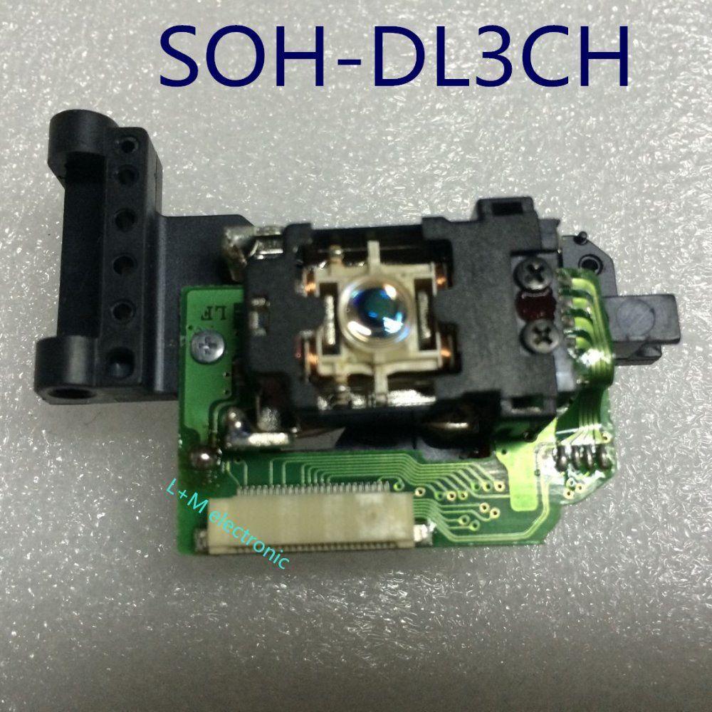Marque Nouveau SOH-DL3CH SOHDL3CH SOH-DL3 DL3 DL3CH Radio Lecteur Optique Pick-up Bloc Optique Laser Lens Lasereinheit