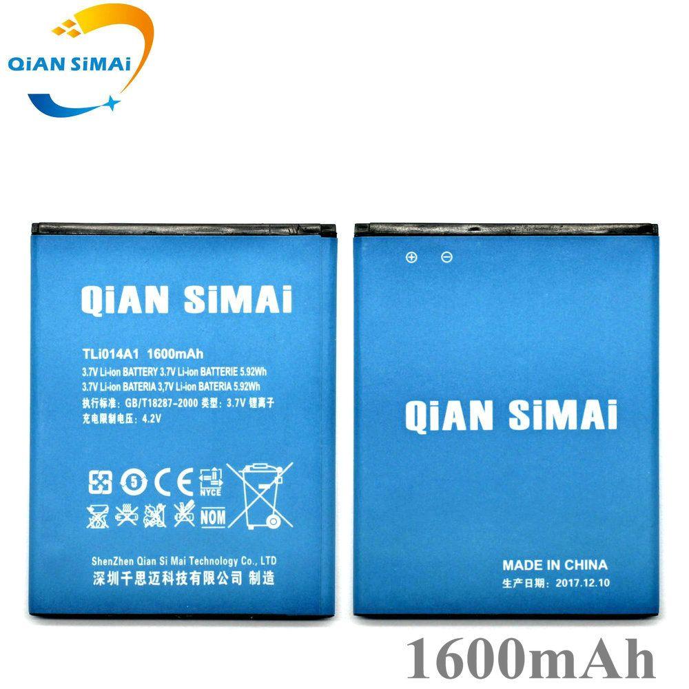 QiAN SiMAi For Alcatel M'Pop 5020 5020D fire 4012 4012A 4012X 4007D Pixi 3 4.5