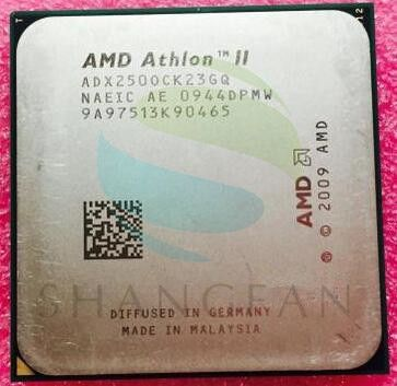 AMD Athlon X2 250 3GHz Dual-Core CPU Processor ADX250OCK23GM ADX250OCK23GQ  Socket AM3 938pin