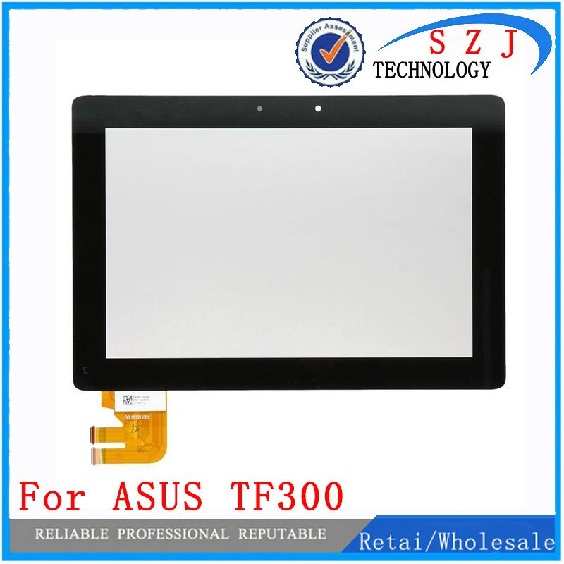 in 24 hours sent! New 10.1'' inch for Asus EeePad Transformer TF300 TF300T TF300TG (69.10I21.G01) Touch Screen panel Replacement