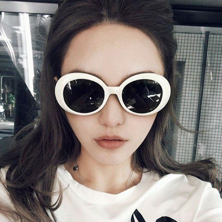 Nouvelles lunettes de soleil, mode lumière lunettes, lunettes de soleil, lunettes de soleil, croix frontière gros