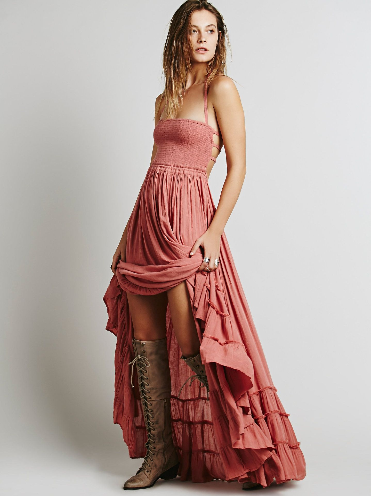 2018 Beach dress sexy dresses boho bohemian people Holiday summer long backless cotton women party hippie chic vestidos <font><b>mujer</b></font>