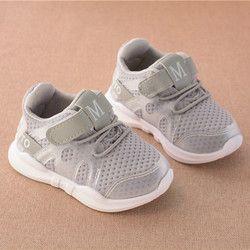 Niños zapatos para niños zapatillas Casual chicas zapatillas niños zapatos deportivos blancos luz moda plana suave cuero transpirable PU