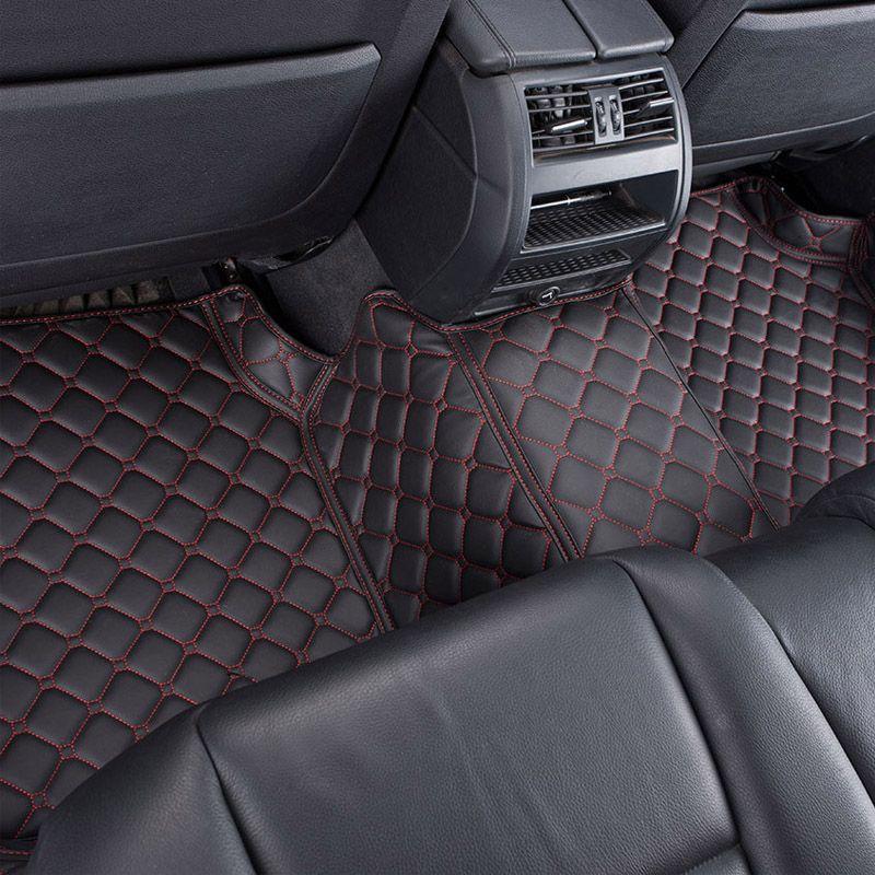 Auto Boden Matte Für RHD/LHD Mercedes Benz CLS220 CLS250 CLS260 CLS300 CLS320 CLS350 CLS400 CLS500 W219 Auto Styling teppich