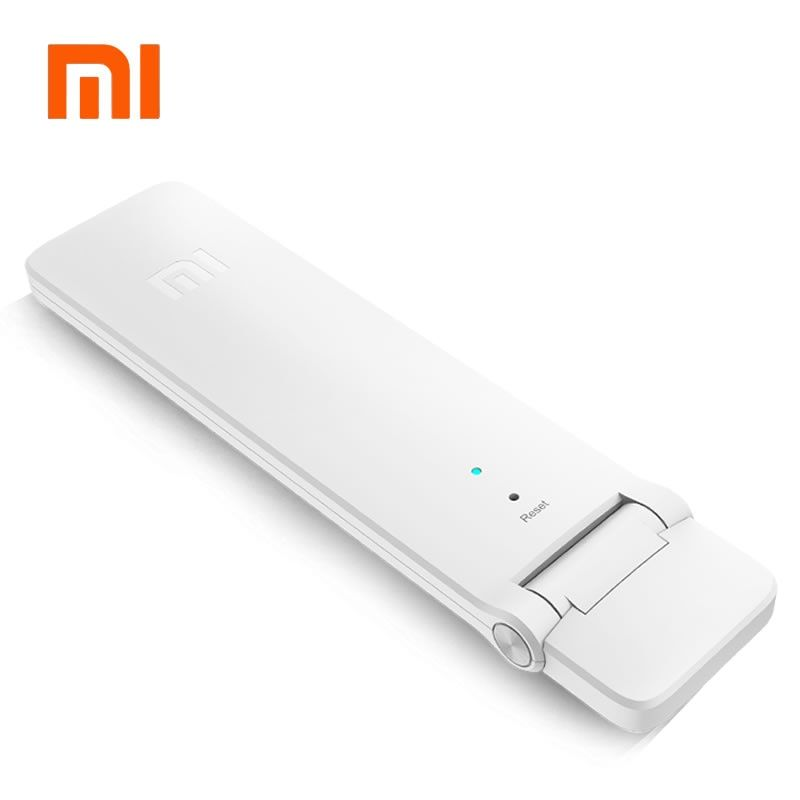 Xiaomi Mi WIFI Amplification Repeater 2 Wireless Router Universal Repitidor Signal Expander Amplifier 11N 300Mbps