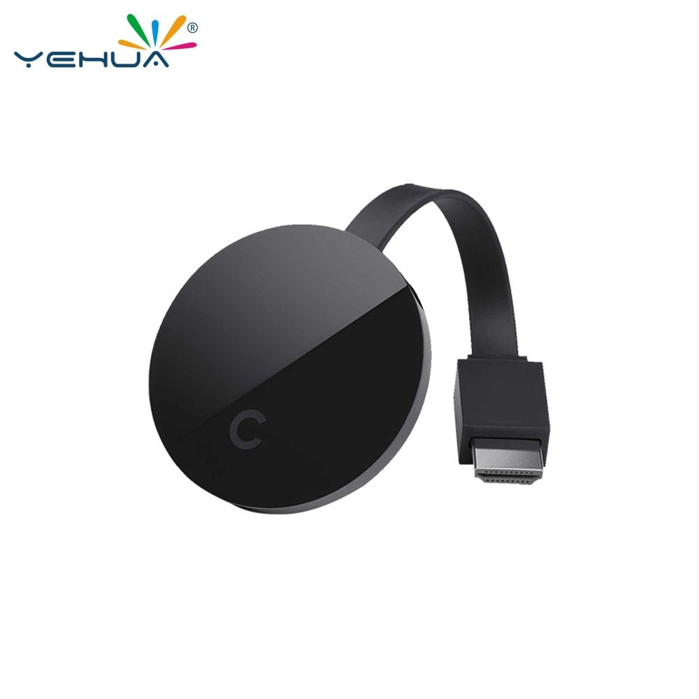 Yehua G5 Chromecast Wifi Display Dongle Receiver Full 1080p HDMI Miracast Chrom cast DLNA AirPlay for Google Chromecast