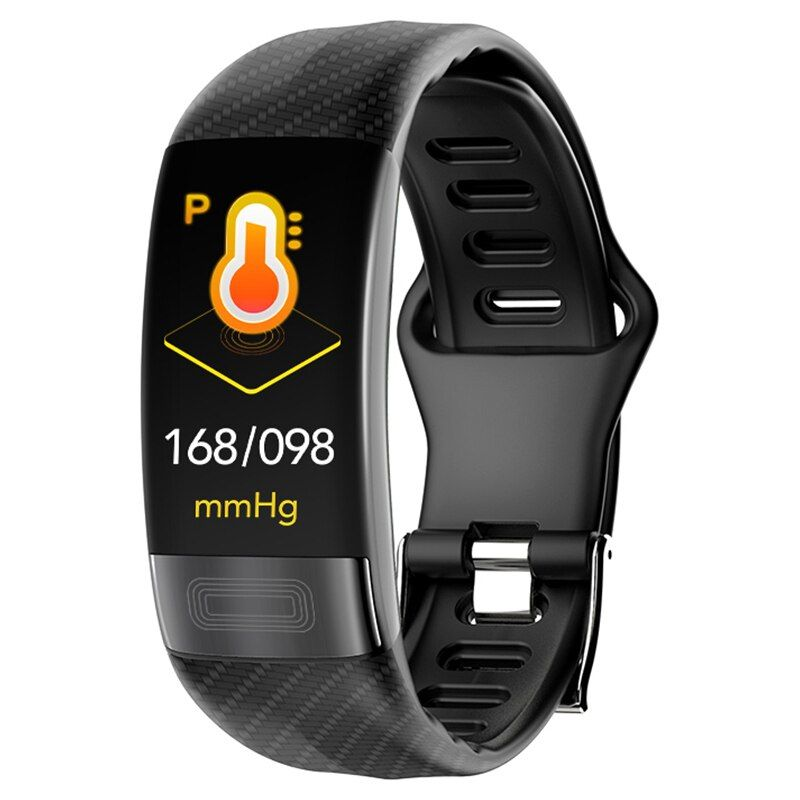P11 Smartband Blood Pressure Smart Band Heart Rate Monitor PPG ECG Smart Bracelet Activity Fitness Tracker Electronics Wristband